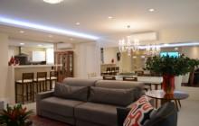 Apartamento elegante/contemporâneo